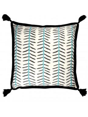 Cushion MASAI Aqua