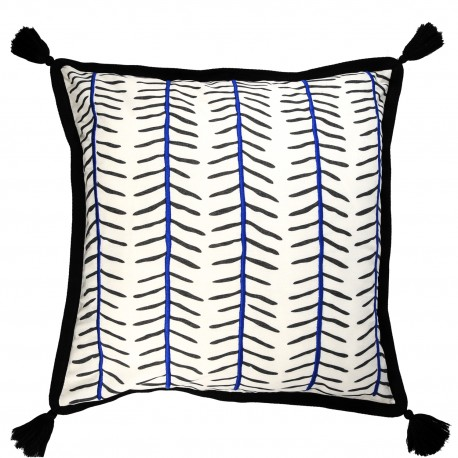 Cushion MASAI Blue cobalt