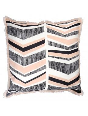 Cushion ZIGZAG pink