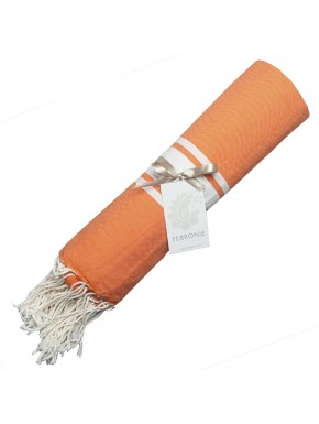 Fouta Traditionnelle - Orange