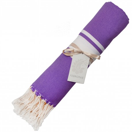 Fouta Traditionnelle - Amethyst
