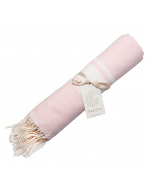 Fouta Traditional - Baby Pink